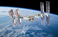 Aboard the International Space Station, it is business as usual