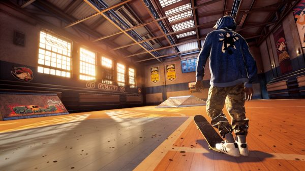 The official Tony Hawk Pro Skater 1 and 2 soundtrack has been revealed
