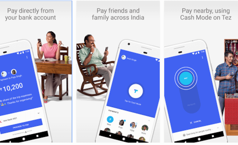Google unveils Tez, a mobile payment app that uses sound to transfer money