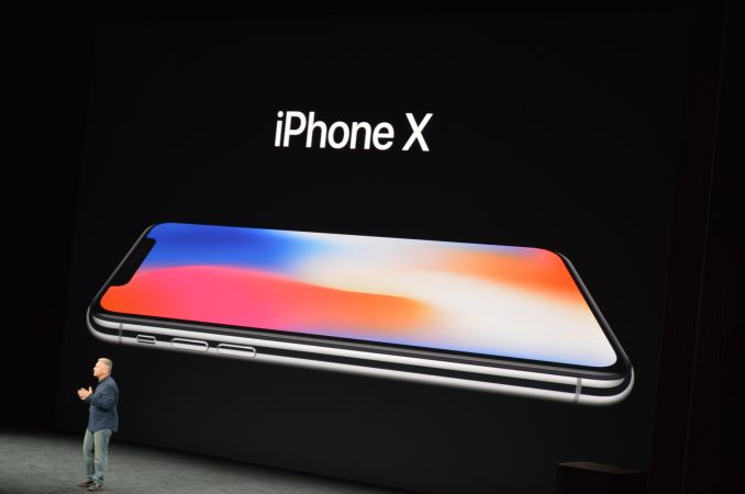 Apple 2017: The iPhone X (Ten) Announced