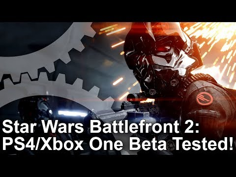 Star Wars: Battlefront 2 beta – a big visual upgrade and a big performance downgrade – report