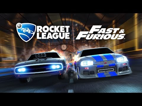 This Fast and Furious Rocket League DLC thankfully lets you travel more than a quarter mile at a time
