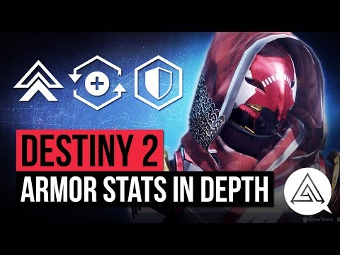 Destiny 2 best armour stats for each class: should you roll with Mobility, Resilience, Recovery or a mix of all three?