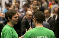 Applications to volunteer at Disrupt Berlin are now open