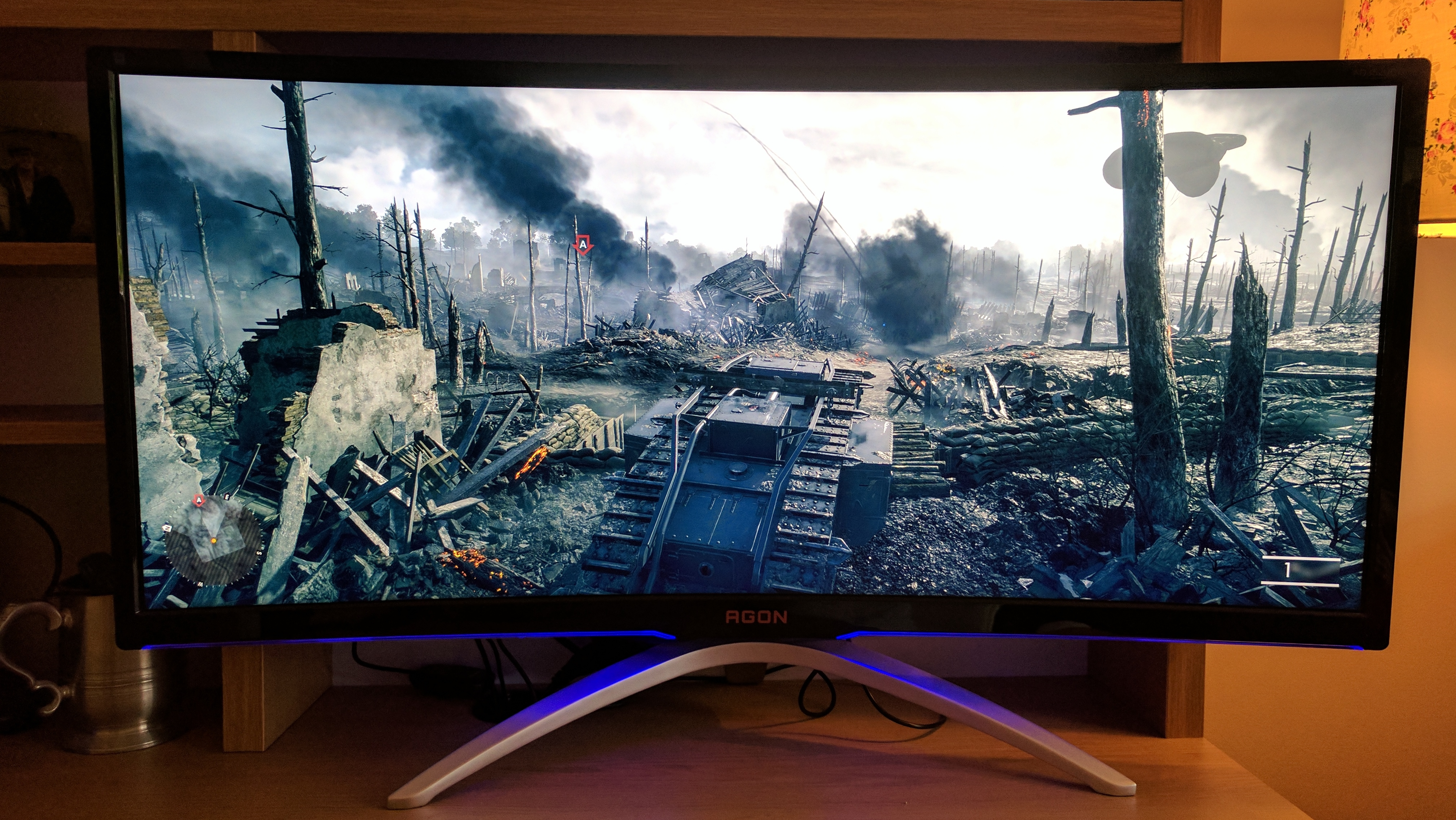 The best gaming monitor 2017: the top gaming screens of the year