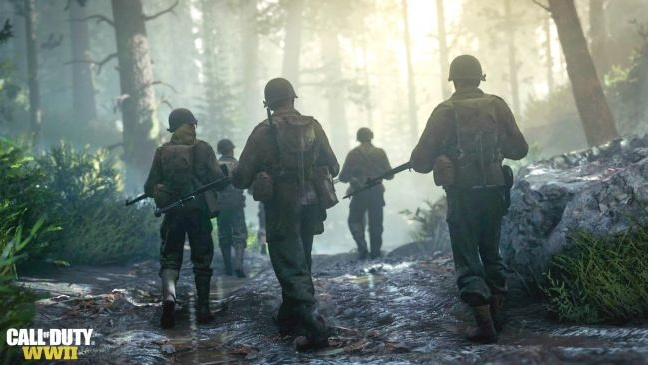 Call of Duty WWII (2017) trailers, release date, news and features