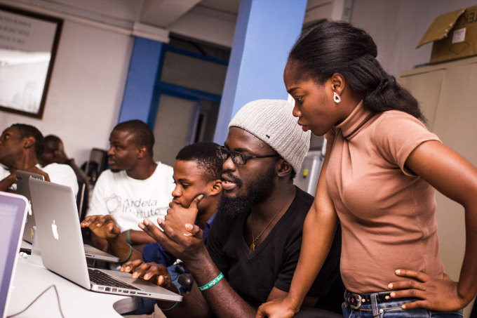 Andela, a tech training and development outsourcer for African coders, raises $40M