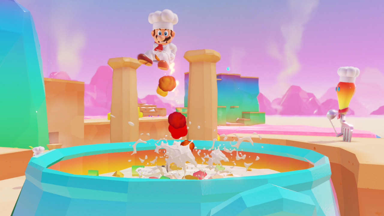 Super Mario Odyssey trailer, release date, news and features