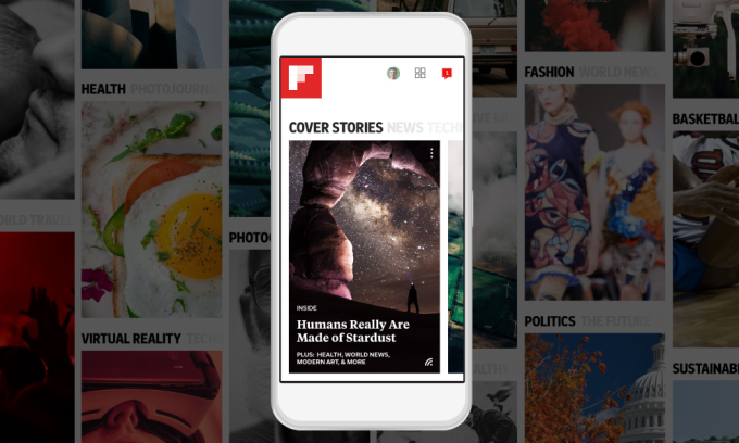 Flipboard opens up to more publishers by embracing the mobile web