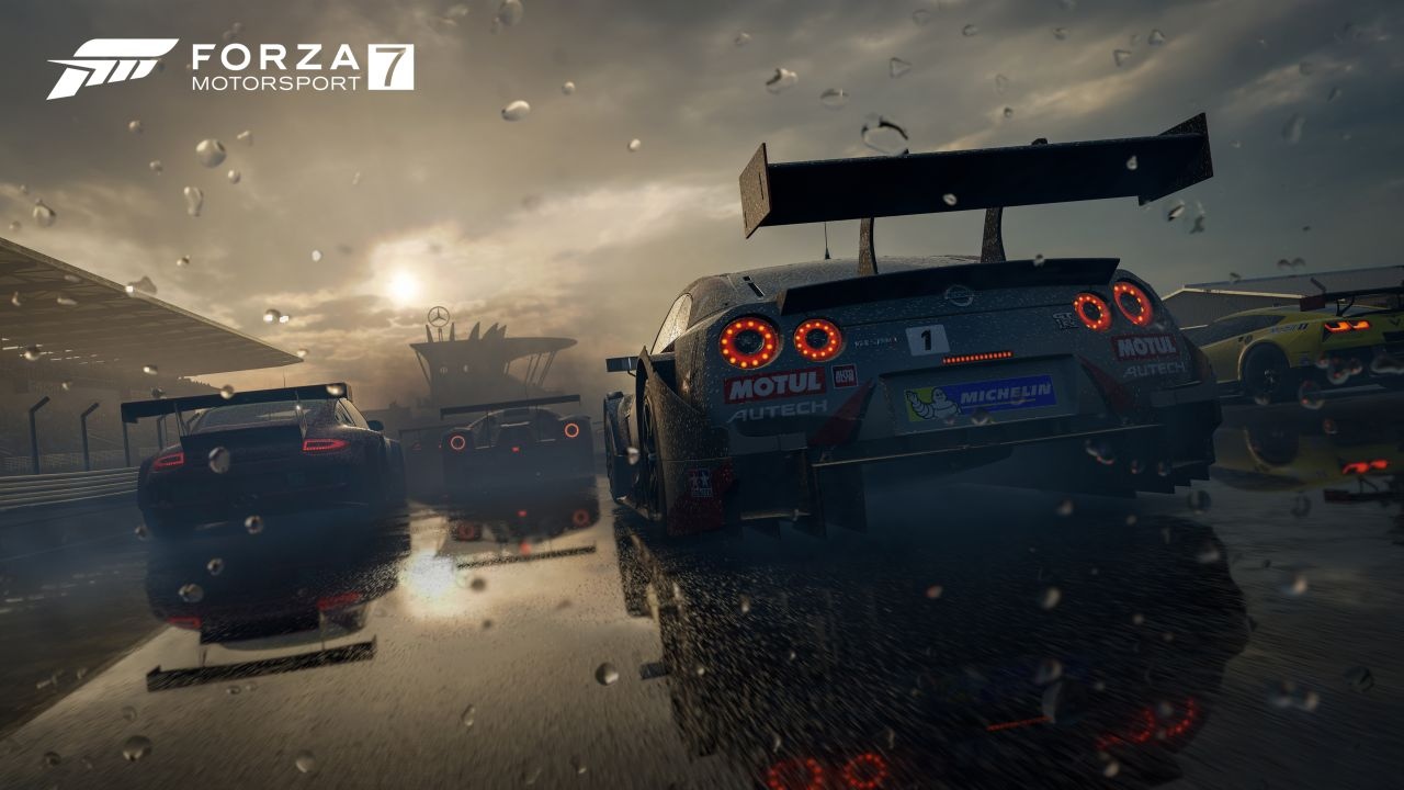 Forza 7 feels like a free-to-play game you paid $60 to play