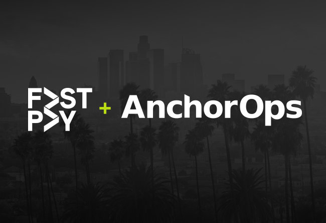 FastPay acquires media payments company AnchorOps