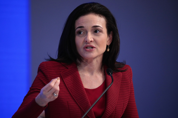 After Sandberg chat, House intel plans to release Russian-bought Facebook ads to the public
