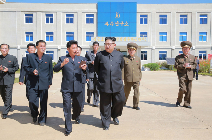 Report: North Korean hackers stole South Korean and U.S. war plans