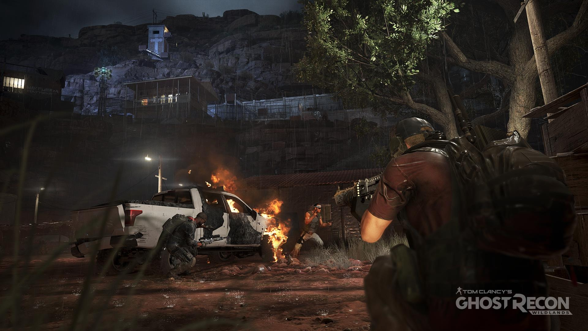 Ghost Recon: Wildlands patch adds Ghost War PvP mode, a fix for co-op connection issues, more