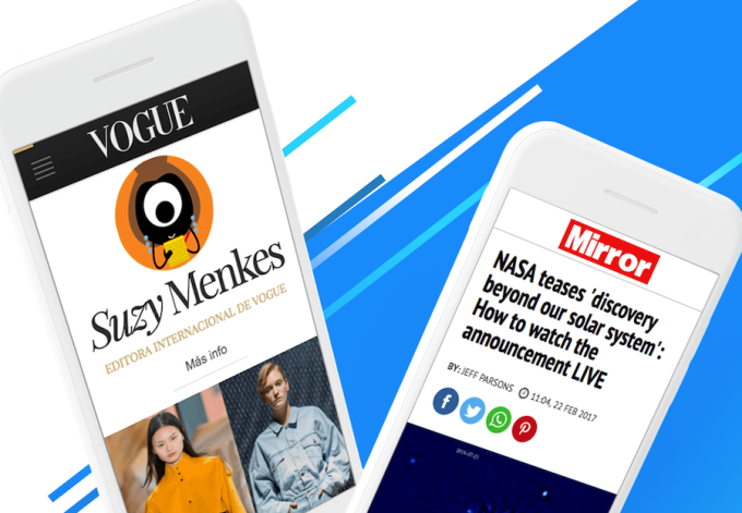 Google acquires Relay Media to convert ordinary web pages to AMP pages