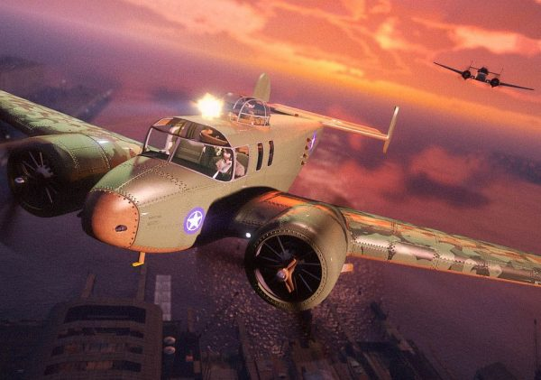 GTA Online: take to the skies in latest Adversary Mode with the .50 caliber turret packing Mammoth Mogul