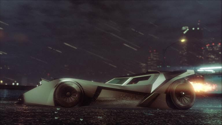 GTA Online: Batmobile Vigilante car to follow release of Transform Races update