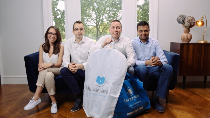 Laundryheap, a London-based laundry startup bootstrapped for three years, raises £2M