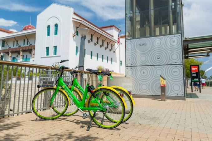 LimeBike raises $50M to further its bike-sharing ambitions