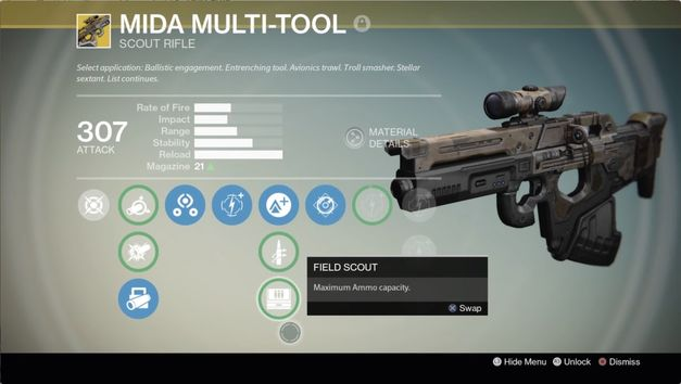 Destiny 2 Mida Multi-Tool: how to complete the quests needed to get the Mida Multi-Tool scout rifle