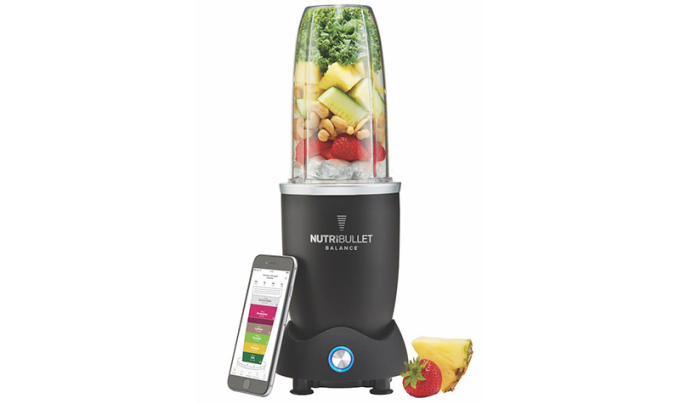 The internet of smoothies has arrived