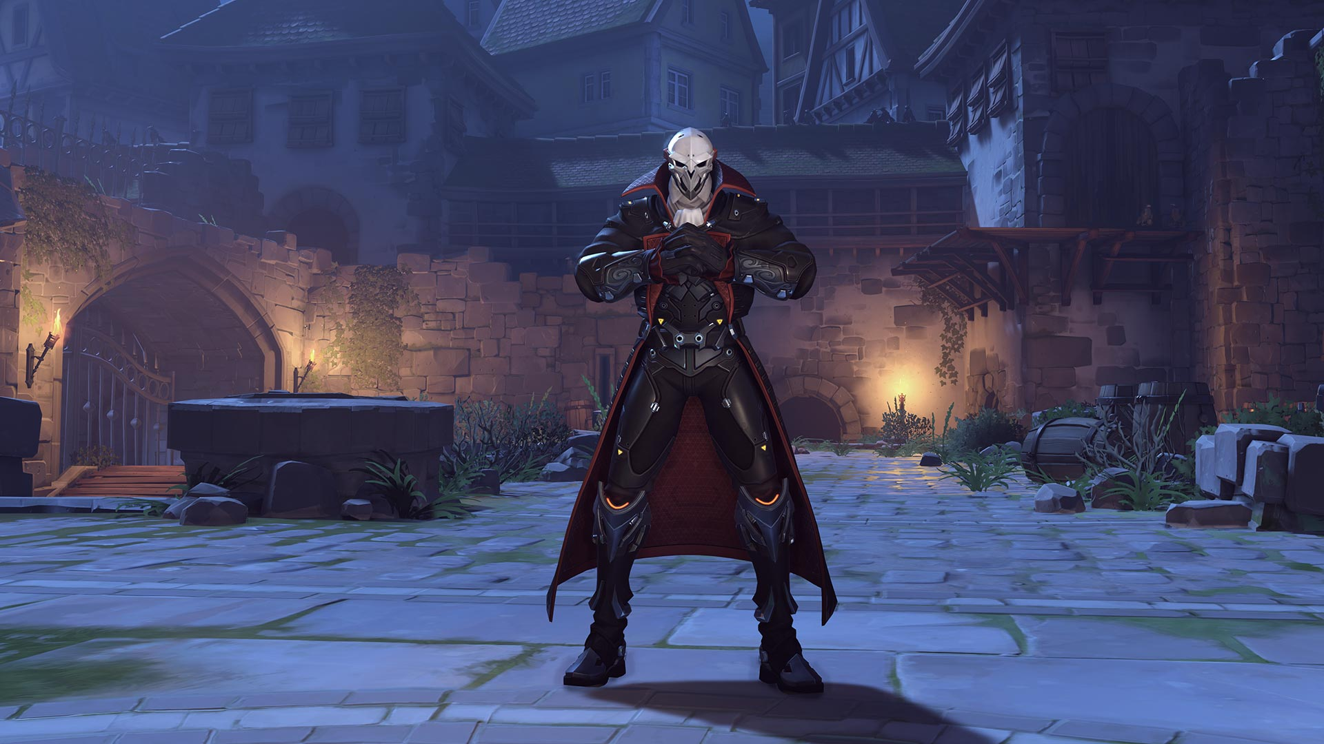 "Overwatch Halloween Terror skins ranked from ""meh"" to ""you would cut off your own hand for this"""