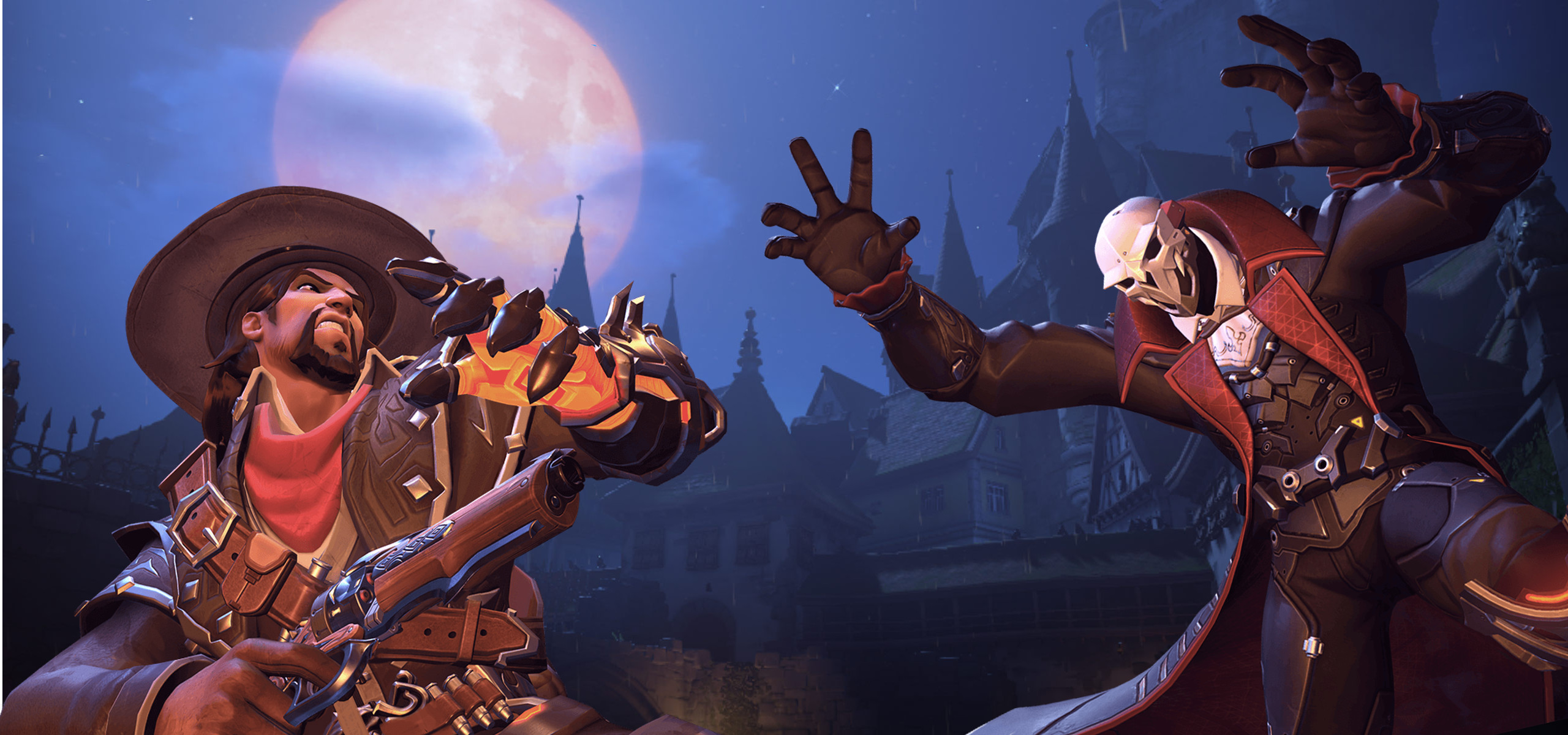 Overwatch Halloween Terror patch makes a big change to Ultimate charges and interruptions