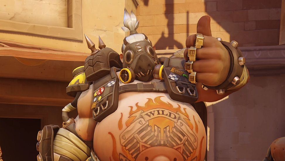 Overwatch: 'Treeboydave' becomes the first player to hit level 4000