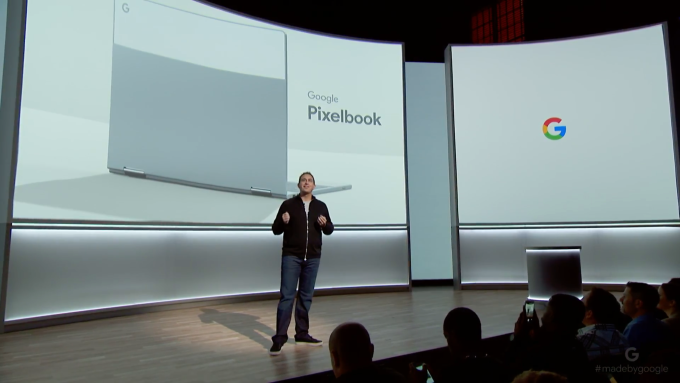 Google announces the Pixelbook, its new high-end 2-in-1 Chromebook