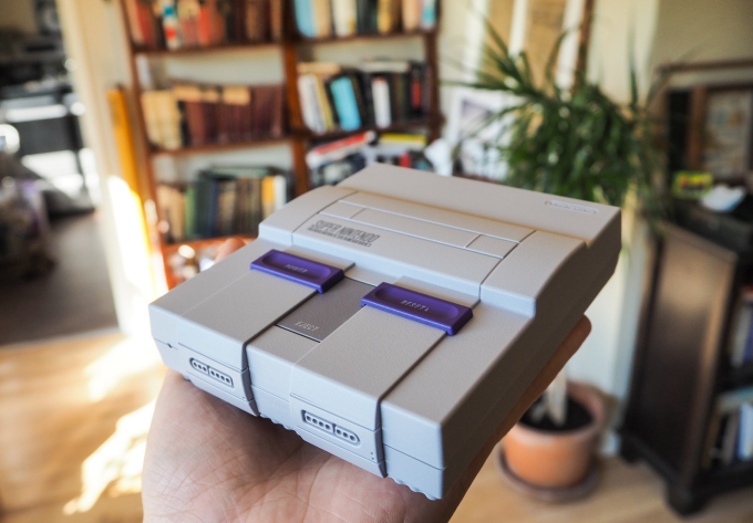 A batch of SNES Classic Editions goes on sale tomorrow