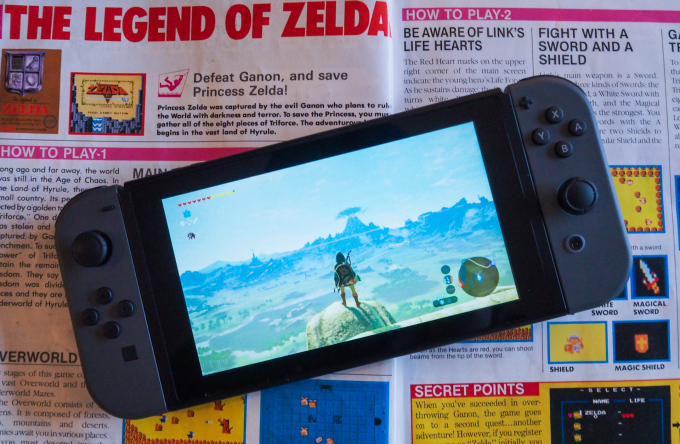 Nintendo bumps Switch production to meet holiday demand