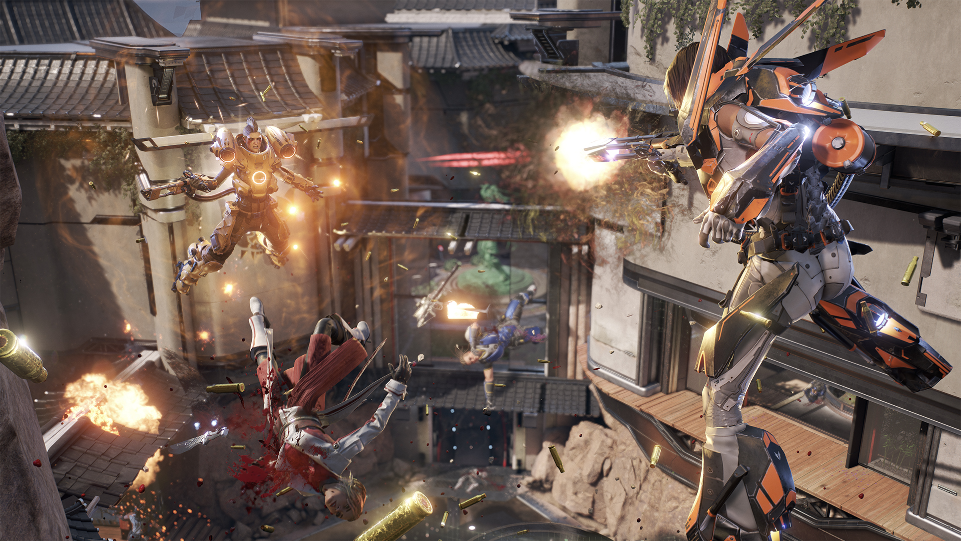 Lawbreakers is getting another free weekend on Steam, and a 50% off sale on PC and PS4