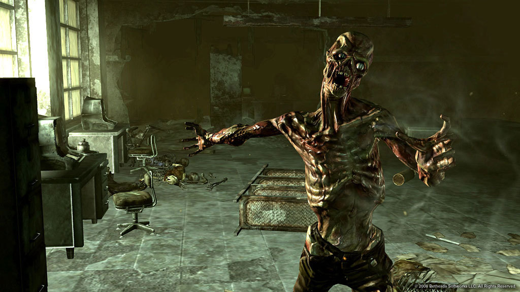 Vaulting ambition: how Fallout 3 changed the game
