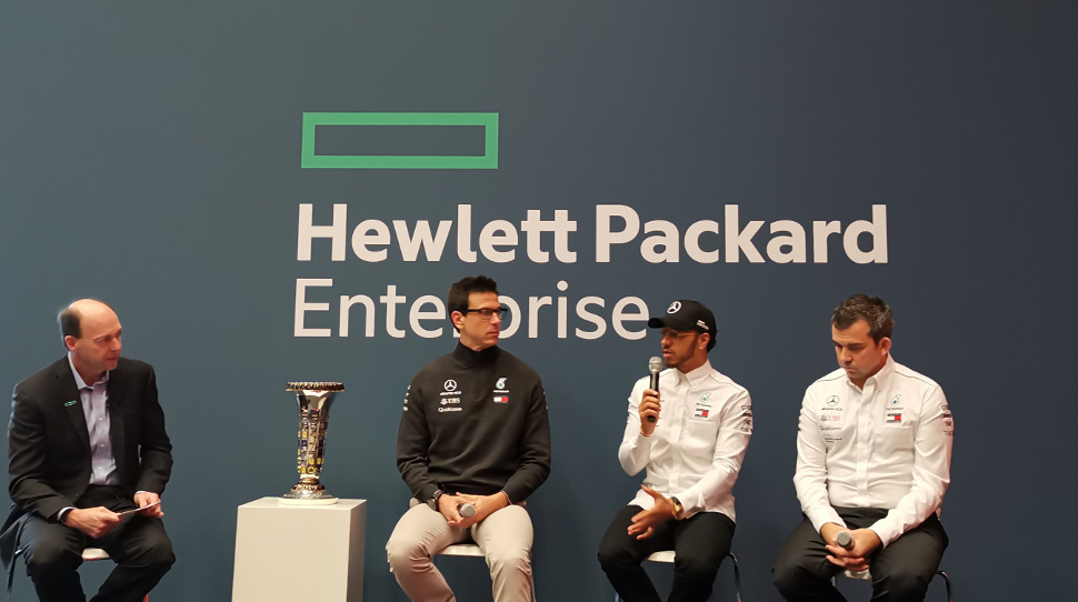 Lewis Hamilton: Why more technology can be good for Formula 1