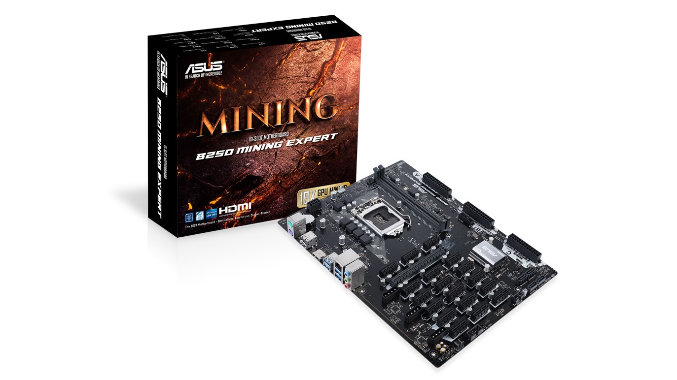 Best mining motherboards 2018: the best motherboards for mining Bitcoin, Ethereum and more