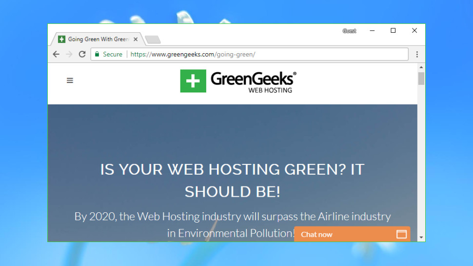 The best green web hosting of 2018