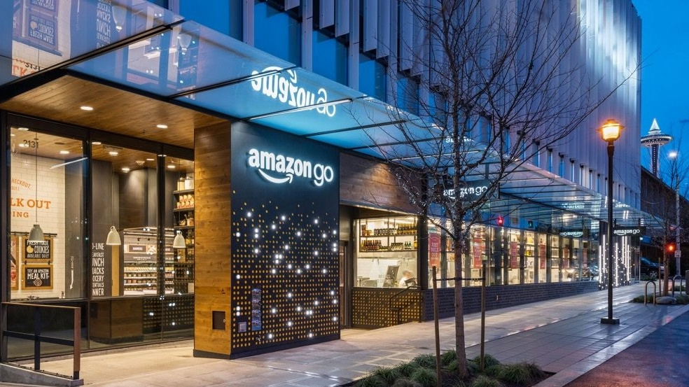 Amazon Go stores could be coming to an airport near you