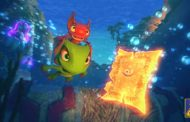 Free Yooka-Laylee Update Adds New 64-Bit Graphics Mode